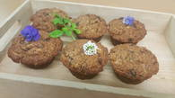 Apple and Sultana Bran Muffins