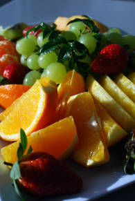 Fresh Fruit Platter-large