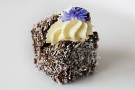 Chocolate Lamingtons