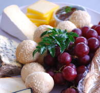 NZ Cheese Platter